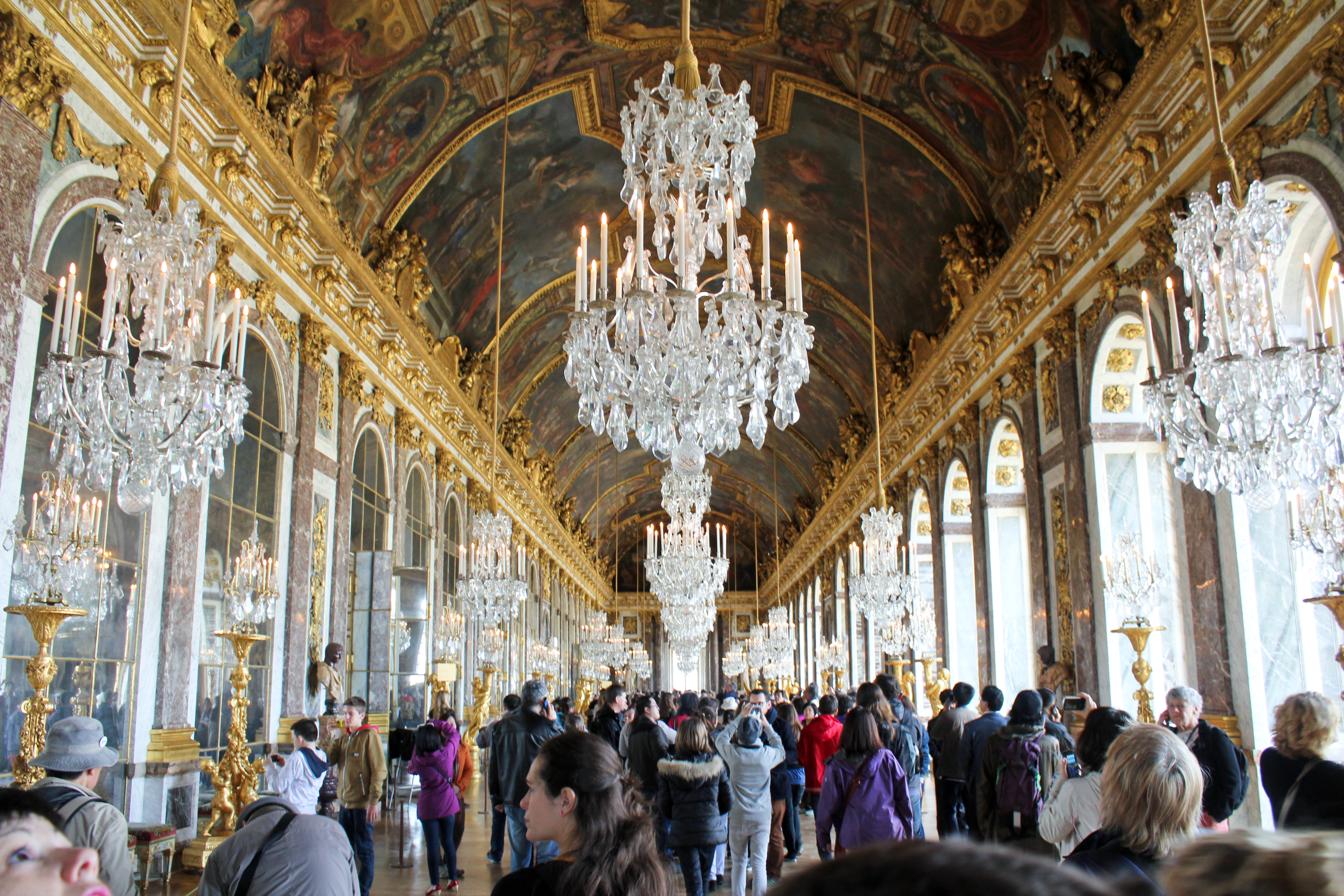 Paris Day 2 Palace Of Versailles Two And Fro We Go
